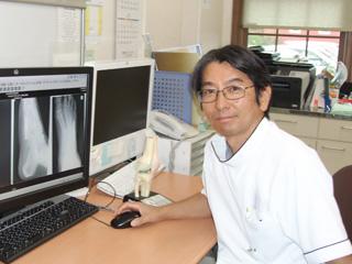 院長 井戸田 仁(医学博士)