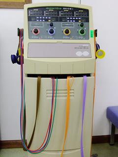 干渉波治療器(スーパーカイネ)