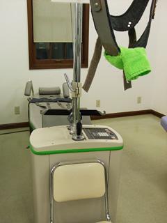牽引治療装置